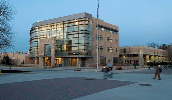 CSU Computer Science Building
